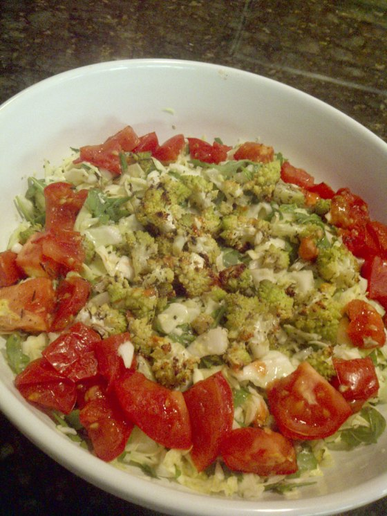 Cabbage-Salad-Baby-Romanesco-3