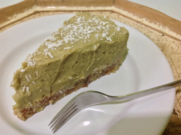Avocado-Lime-Cake