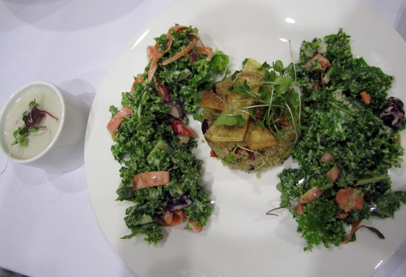 Quinoa-Kale-Salads