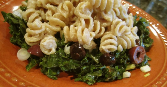 Tahini-Ginger-Pasta-Spicy-Greens-featured