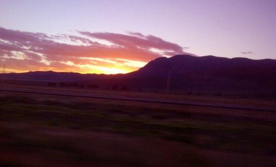 Utah-sunset