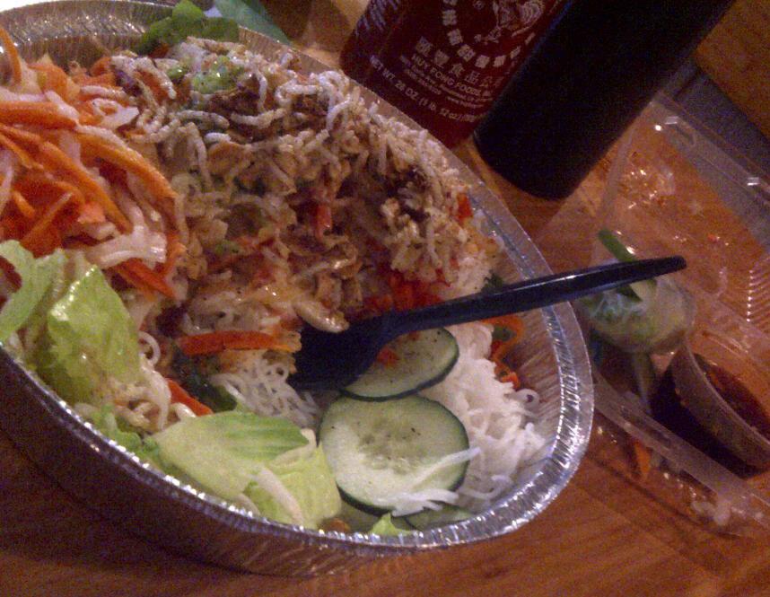 Vietnamese-Noodle-Bowl