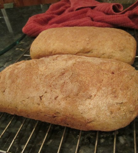 Banana-Pecan-Bread