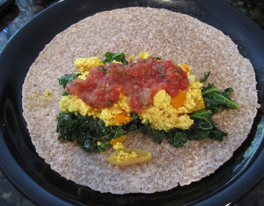 breakfast-tortilla
