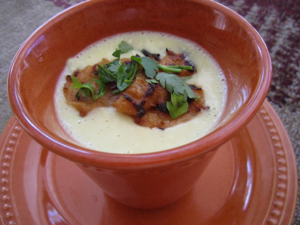Cauliflower-Velvet-Soup