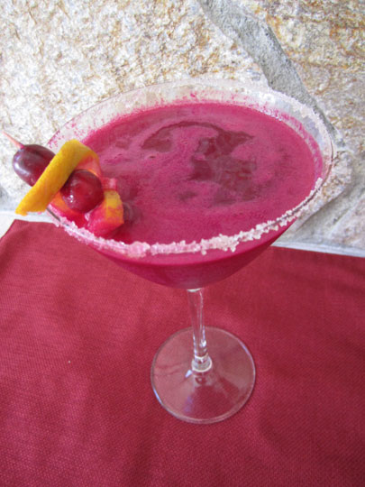 Cranberry-Orange-Cocktail