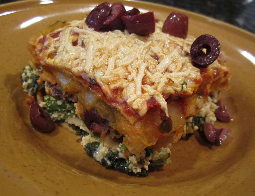 Pumpkin-Kalamata-Olive-Lasagna-featured