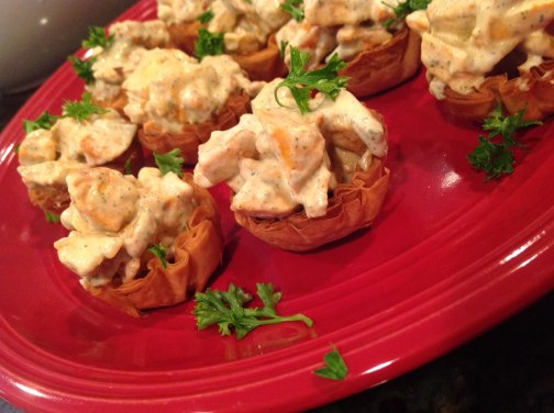 Buffalo-tofu-salad-cups-2