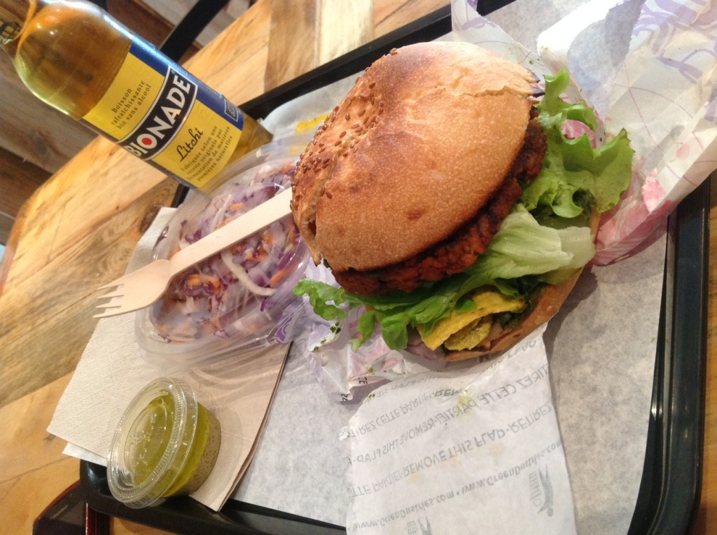 Little Nervous Burger, Paris