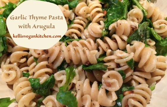 Garlic-Thyme-Pasta