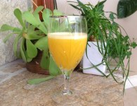 Pineapple-thyme-juice