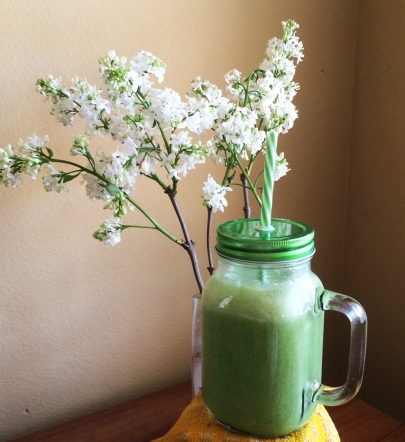 Lemon-Parsley-Smoothie