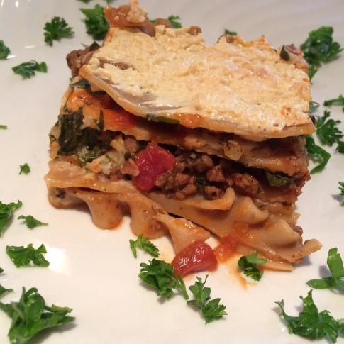 Vegan-Lasagna
